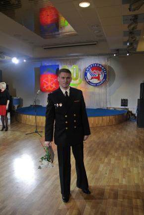 """Владислав Полтавец, руководитель клуба """"Тенсинкан"""""""