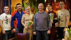 в AMIGOS Мурманск состоялась Сайонара -7.03.2020