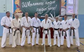 отдельная благодарность инструкторам ФКМО -09.02.2020