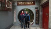 8-я стажировка в Китае. Ноябрь 2012. 31.10.12 Прилёт, встреча со Стасом