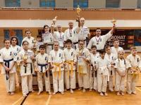 Результаты Мурманской области На  Чемпионате и Первенстве  СЗФО по ката (23 фев)