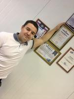 сертифицированный тренер - Жбанов Алексей Сергеевич