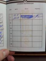 Приняли участие Инструкторы Федерации Кёкусинкай Мурманской области на учебно-тр