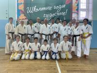 Школа Кекусинкай Мурманской области  -13 октября