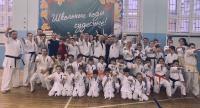 совместные сборы сборных по кумитэ сборной и  по ката Федерации Кёкусинкай Мурма