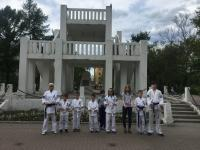 «Открытая тренировка» Совместно с ребятами из Мурманска и Североморска.