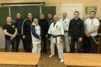 Расширенное собрание Президиума и руководителей клубов Федерации Кёкусинкай Мурм