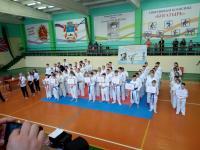XV турнир по Киокусинкай, посвященный памяти «Героя Российской Федерации, заслу