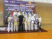 Команда сборной Мурманской области принимала участие в Первенстве  и Чемпионате