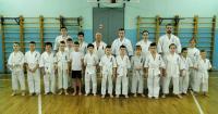 спортсмены Yuki-Dojo  клуба принимали участие в семинаре для белых поясов 1 Нояб