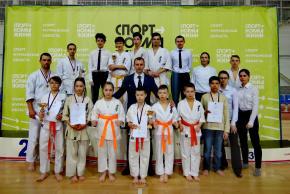 Участие Клуба  Yuki-DOJO в  Первенстве и Чемпионате Мурманской области