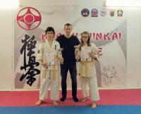 Клуб Yuki-Dojo Принял участие на «Кубке города Сегежа- 24 октября