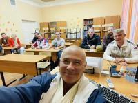 Учебно-тренировочные СБОРЫ тренеров и старших поясов Мурманской Федерации прошли