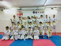 16 октября в г. Сегежа прошли соревнования в разделе ката по киокусинкай «Первен