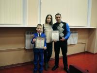 В Апатитах 14 февраля состоялось награждение почетными грамотами Российского сою